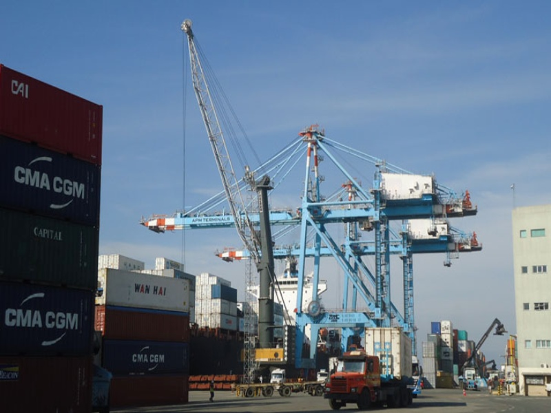 APM Terminals Itaja� � premiada na Confer�ncia Global de Lideran�as