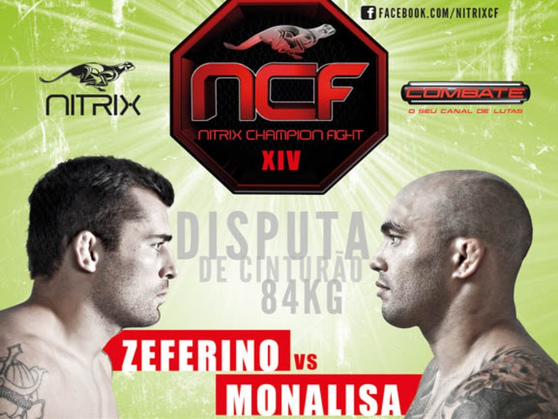 Nitrix Champion Fight neste s�bado em Cambori�