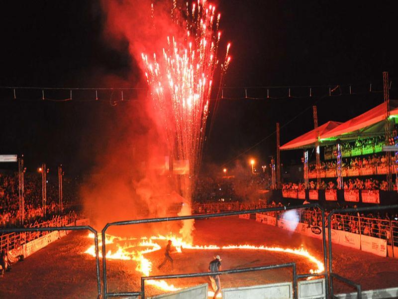 Cambori� em festa: Festa Rural inicia hoje em Cambori�