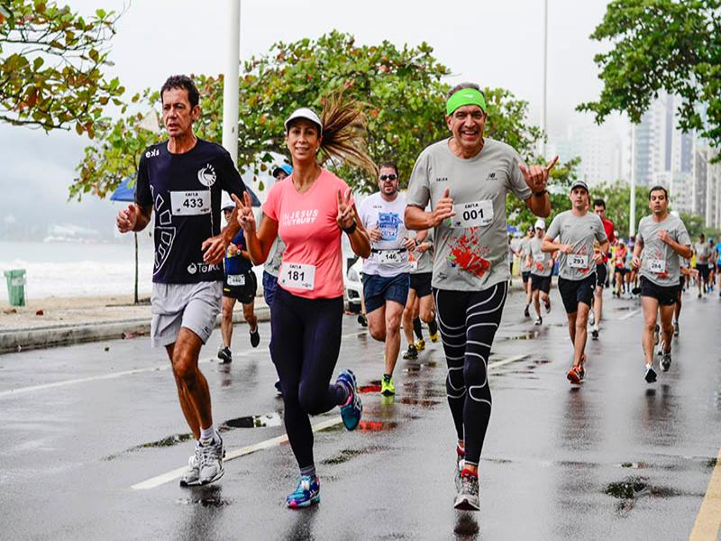 4� Meia Maratona de Balne�rio Cambori� ser� neste domingo