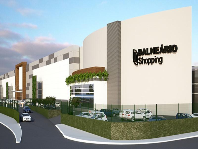 Novo Balne�rio Shopping ser� um dos  empreendimentos mais modernos do Brasil