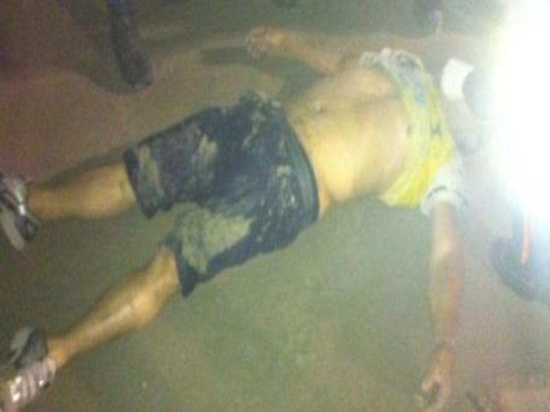 Homem � encontrado morto na Praia Central