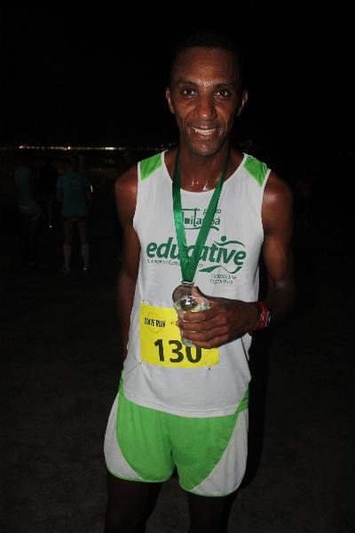 Maratonista vence prova dos 10 KM do Circuito Wave Run de Itapema